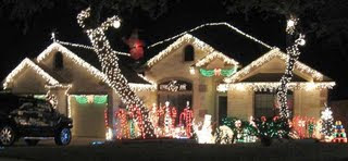 Windcrest Neighborhood Light Up