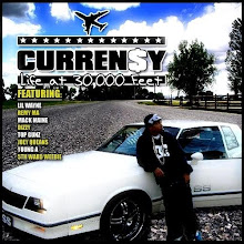 "Curren$y ""Life at 30,000 Ft."""