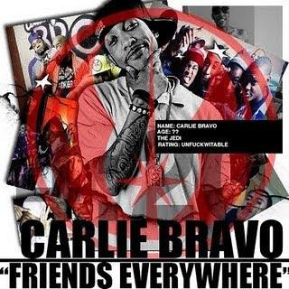 """Carlie Bravo """"Friends Everywhere"""""""