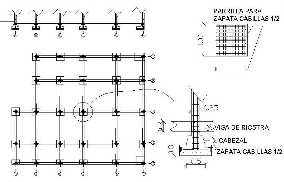 Sinoptico arquitectos proyecto de reforma de arquitectura for Estructuras para viveros plantas
