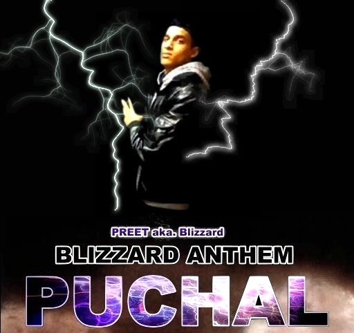 cover Preet aka blizzard   puchal [blizzard anthem] trailer punjabi music videos