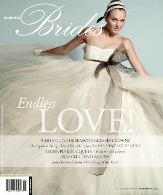 Modern Luxury Houston Brides Magazine