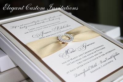 Boxed Wedding Invitations | Isabella Invitations