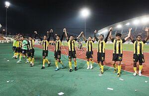 sukan sea games 2009,sukan sea laos,malaysia menang lawan laos,