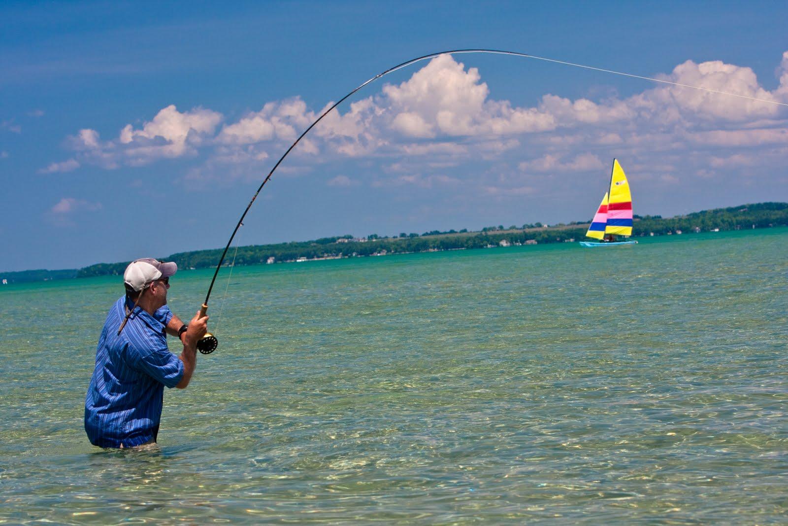 ad39784f38 Grand Traverse Bay Carp – Mangled Fly  Fly Fishing Images