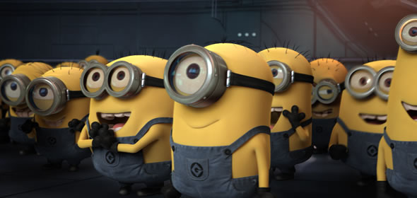Despicable Me Movie Review despicable mi