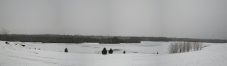 Pano lake Dec 13, 2009