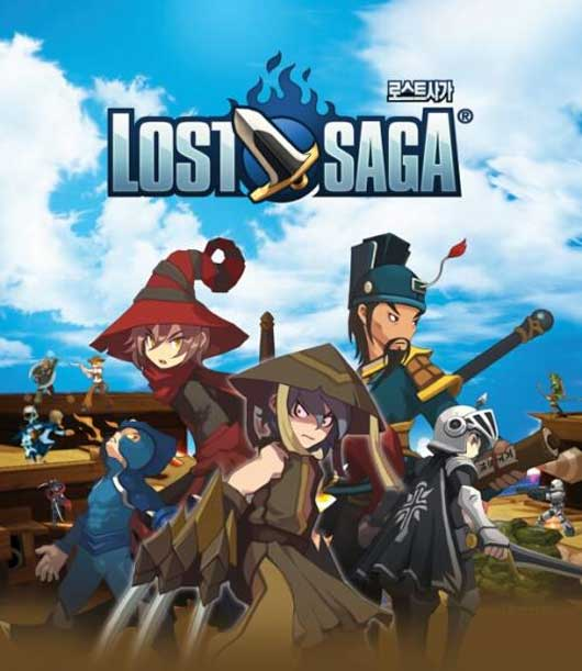 Download Game Lost Saga PC Full