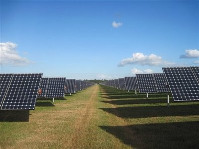 solar power plants in usa. Largest Solar Panel Plant In