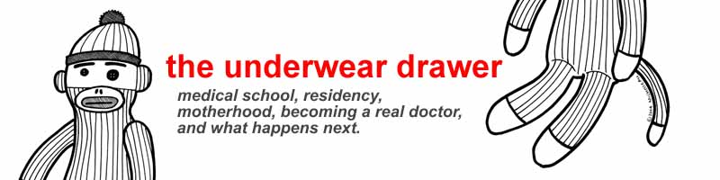 the underwear drawer FAQs