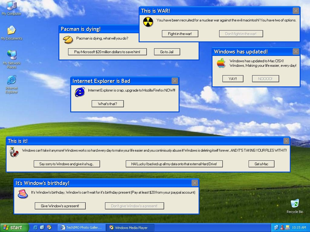 Windows xp error - f6