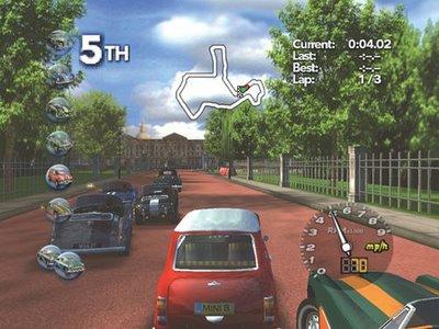 Classic British Motor Racing wii
