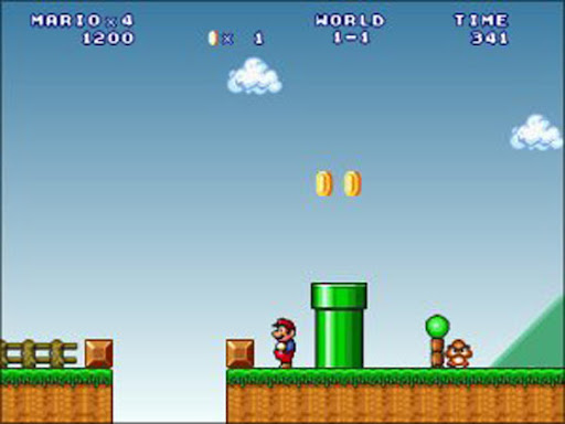 Mario Forever 4 free online game