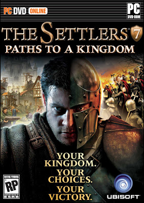 The Settlers 7 Paths To Kingdom