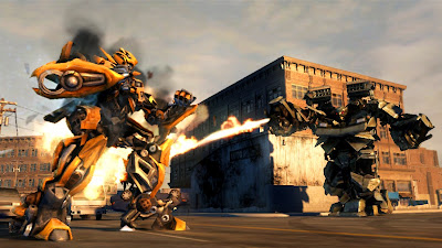 Transformer 2 Revenge of the Fallen game free download