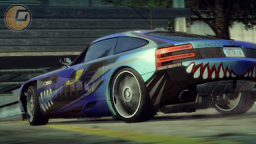 Burnout Paradise car list