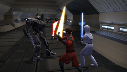Star Wars Knights of the Old Republic classes
