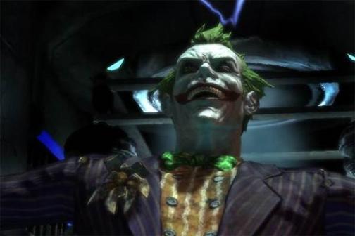 Batman Arkham Asylum guide