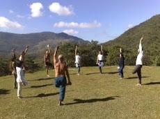 Hatha Yoga ao Sol!