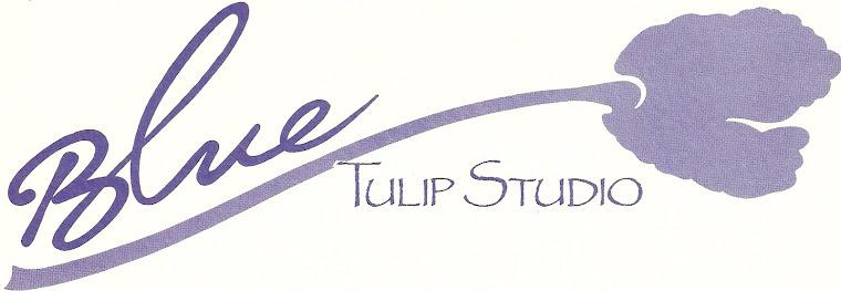 Joanna writes from Blue Tulip Studio
