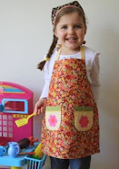 Tutorial - Reversible Child&#39;s Apron