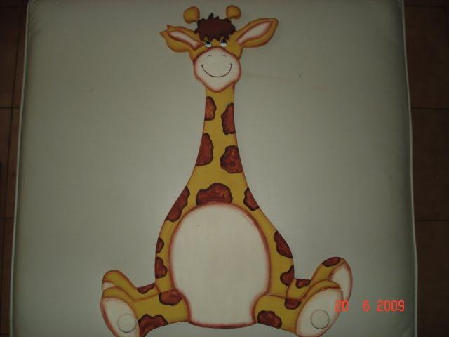 perchero jirafa precio $ 70