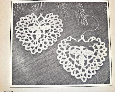 EASY : Crochet Pattern - Little Heart Plushy