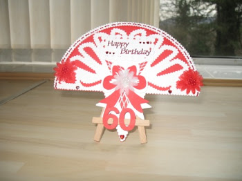 Birthday Fan Originally designed by Tina Fitch (Silverst170)
