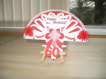 Birthday Fan Originally designed by Tina Fitch (Silverst170)