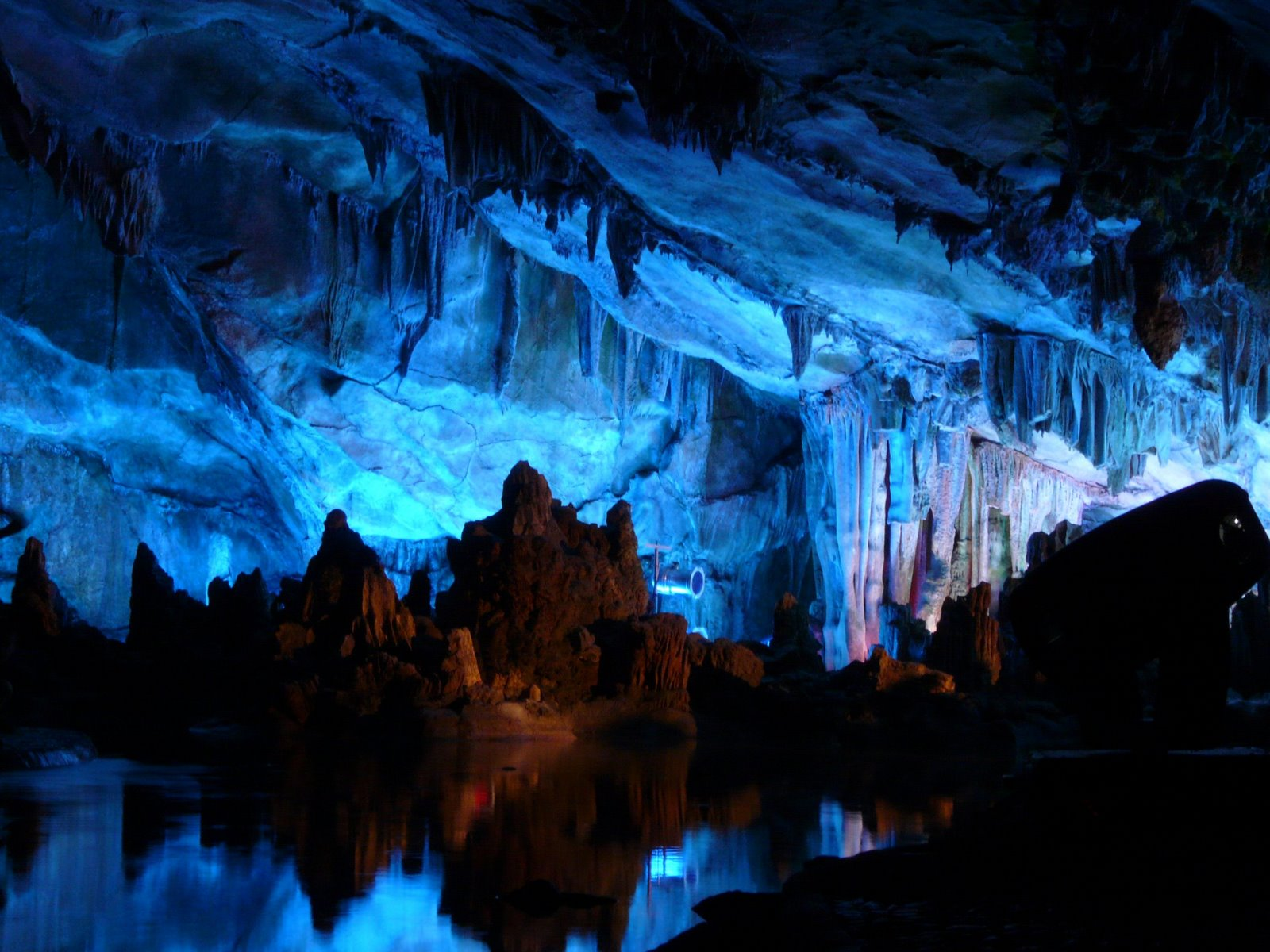 Popular Destinations All Around The world: The most excellent Cave ...