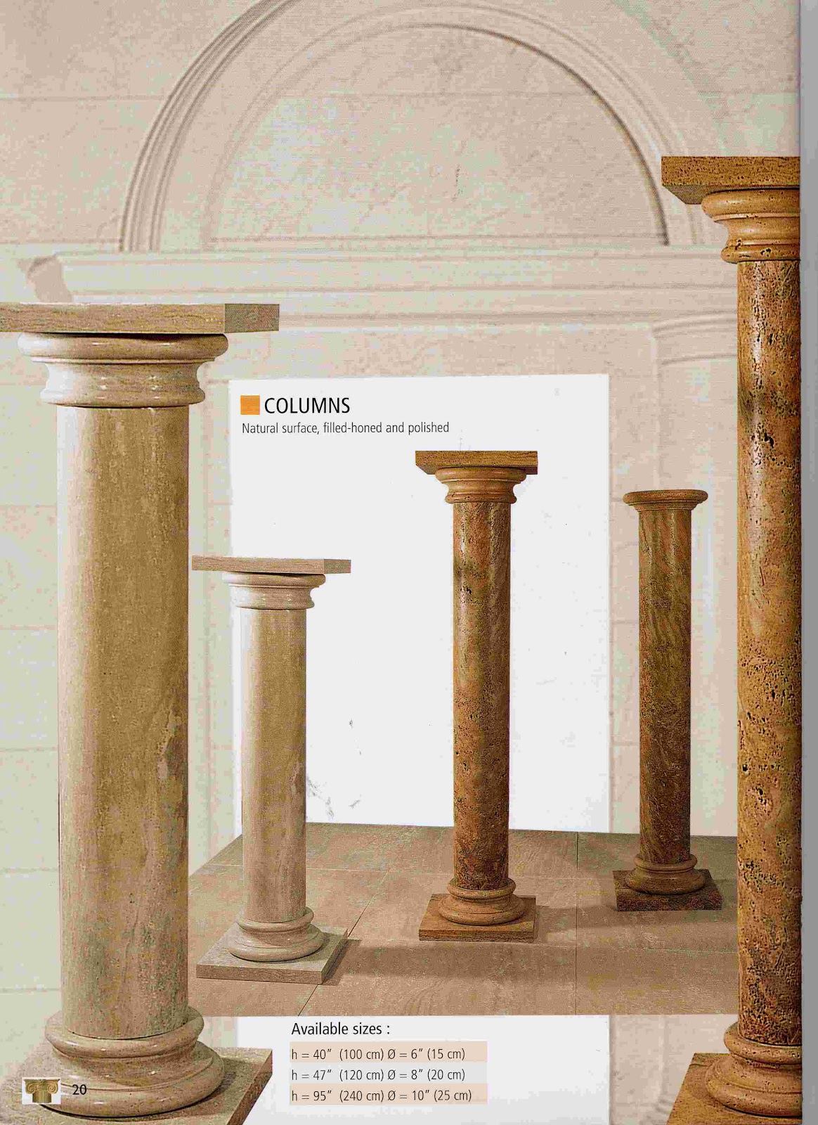 Outsource your structural column design to skilled for Columns designs
