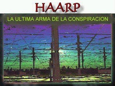 Proyecto HAARP. Un programa de Defensa de Estados Unidos, sospechoso de poder alterar el clima. Untitled