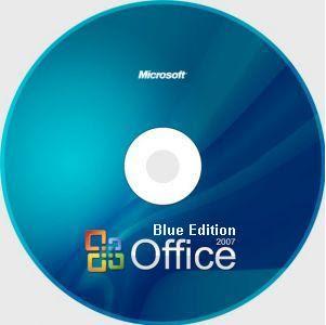 Office 2007 Blue Edition con Parche traductor español Office Blue Edition Blue