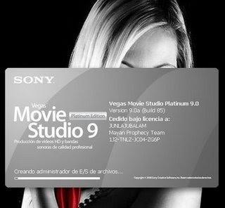 Sony Vegas 9.0 + Keygen 1 link!! Muestra
