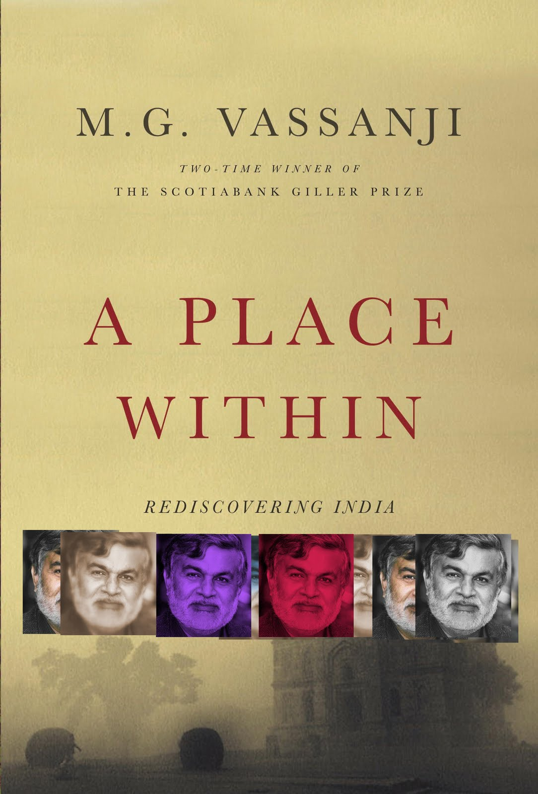 Generally About Books: M. G. Vassanji wins 2009 Governor ...