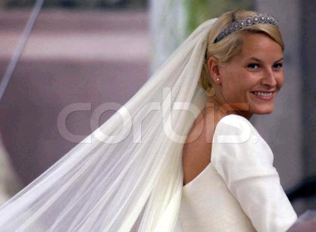 Top 10 Best Royal Wedding Dresses 8 HRH Crown Princess MetteMarit