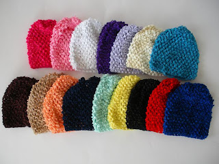 Knit beanies for toddler - free crochet patterns for animal