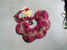 Gargantillas - En púrpura