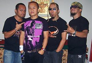 Pas Band - 5 Grup Band Paling Berpengaruh di Indonesia - www.iniunik.web.id