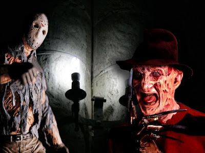 Jason,Freddy K, volvieron y atacaron