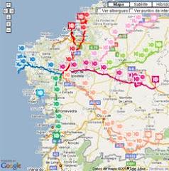 Xacobeo Galicia: Caminos de Santiago en Galicia