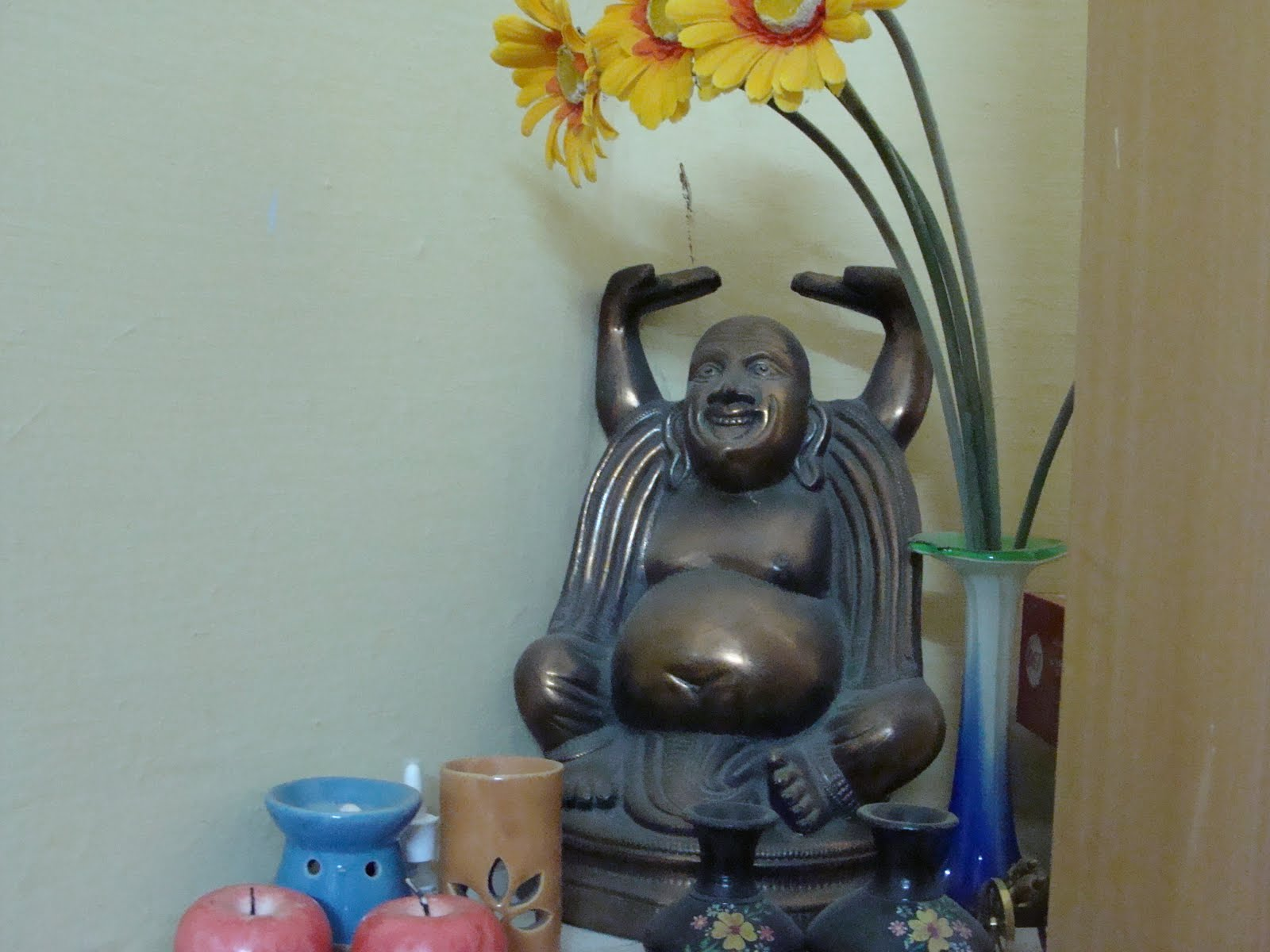 Free Laughing Buddha Wallpapers