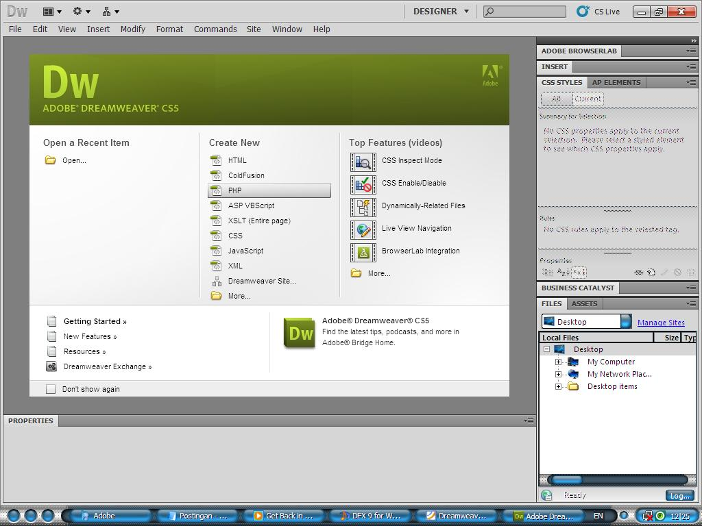 adobe dreamweaver cs5 gratis