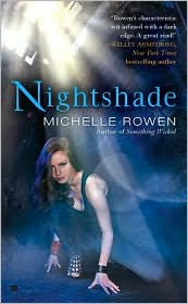 Guest Review: Nightshade by Michelle Rowe