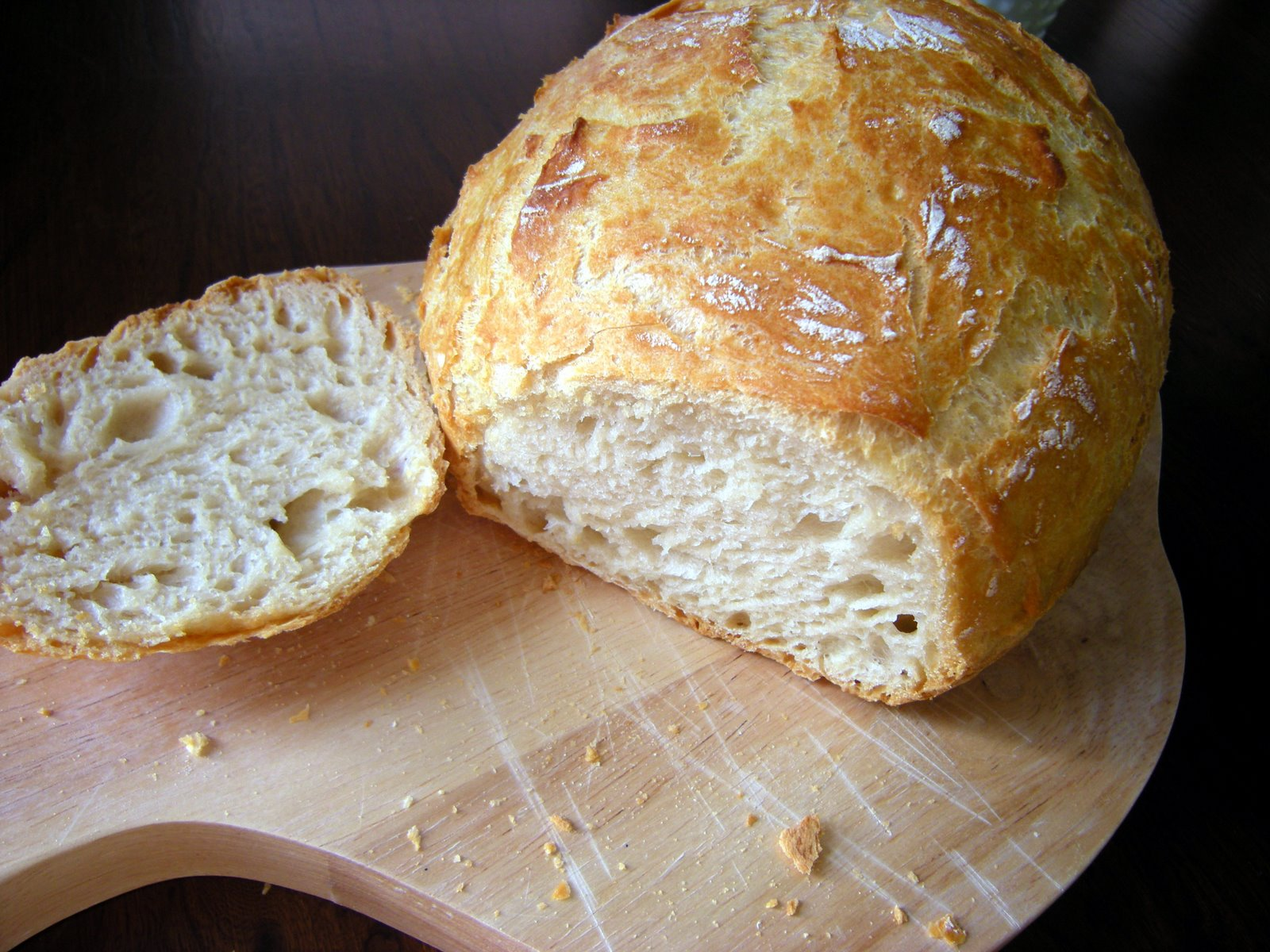 have made the revolutionary no knead bread recipe detailed in the ...