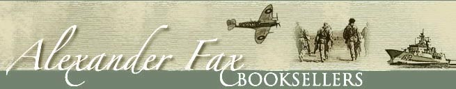 Alexander Fax Booksellers  - Australian military history specialists