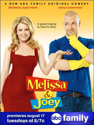 affiche Melissa & Joey