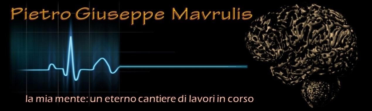 Pietro G Mavrulis