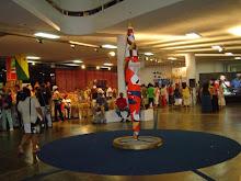 Pavilhão Bienal São Paulo Teia.