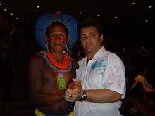 Amizade indigena amizade verdadeira.